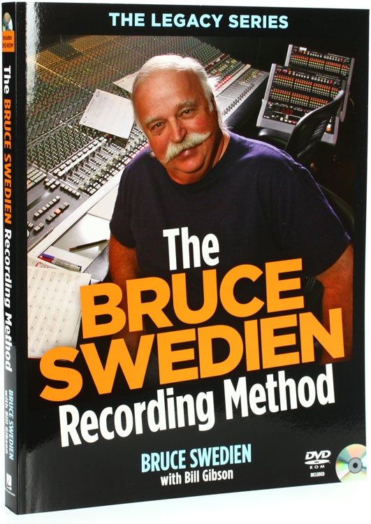 Hal Leonard The Bruce Swedien Recording Method image 1