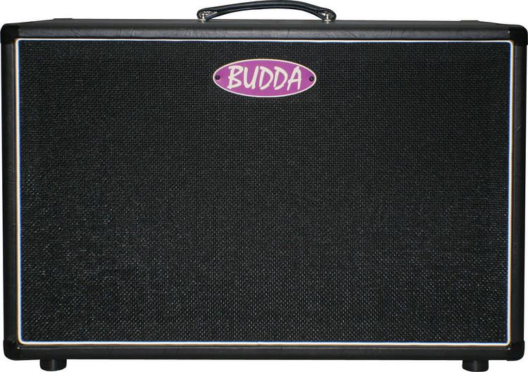 Budda 2x12 Closed-back Speaker Cab image 1