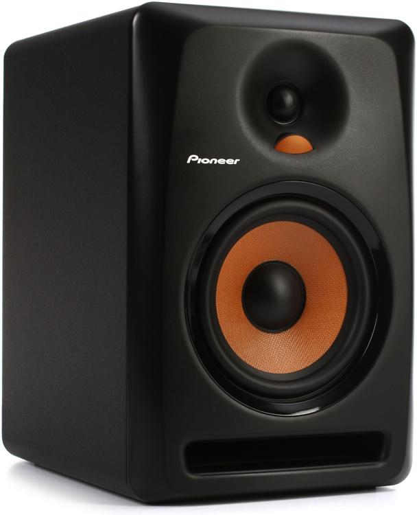 Acoustic Research Studio Monitor : Pioneer dj bulit quot powered studio monitor sweetwater