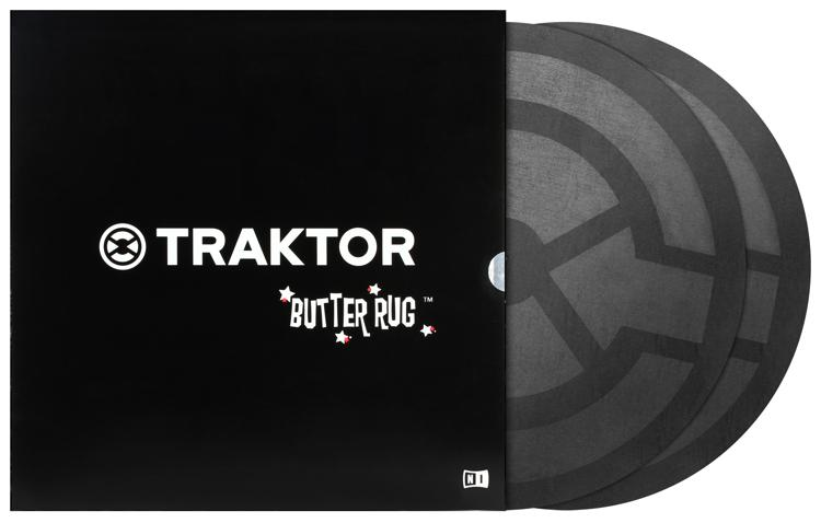 Native Instruments Traktor Butter Rugs image 1