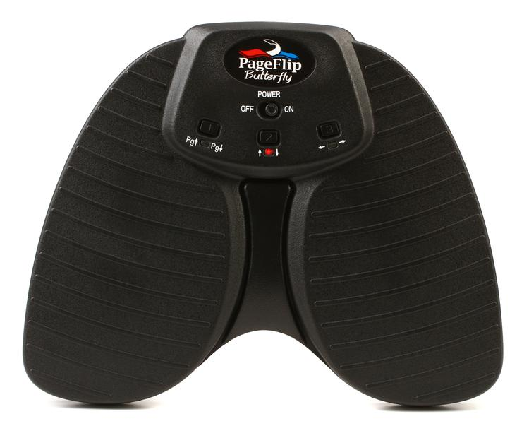 PageFlip Butterfly - Bluetooth Page-turning Pedal image 1