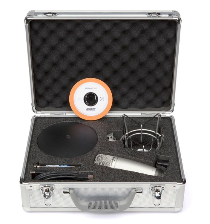 Samson C01U USB Recording/Podcasting Pak image 1