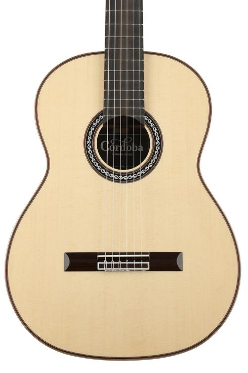 Cordoba C12 SP - European Spruce Top image 1
