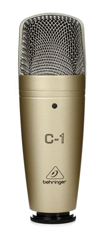 Behringer C-1 Large-diaphragm Condenser Microphone image 1