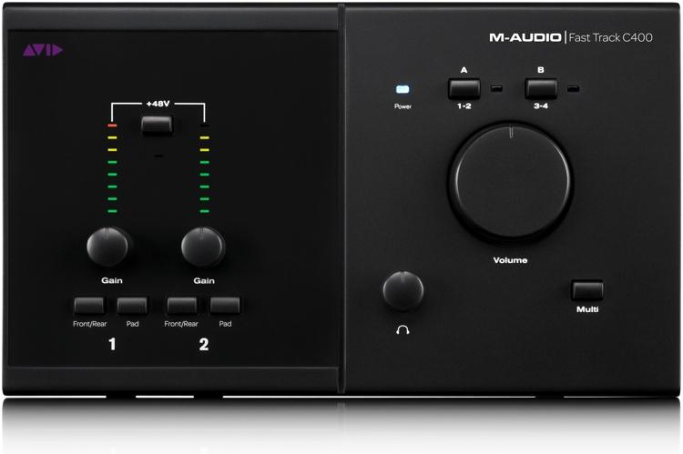 M-Audio Fast Track C400 image 1