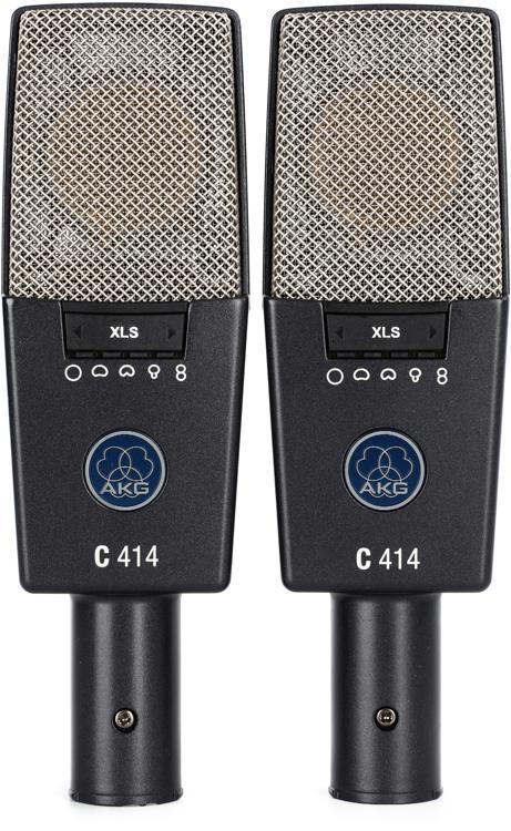 AKG C414 XLS/ST Matched Pair image 1