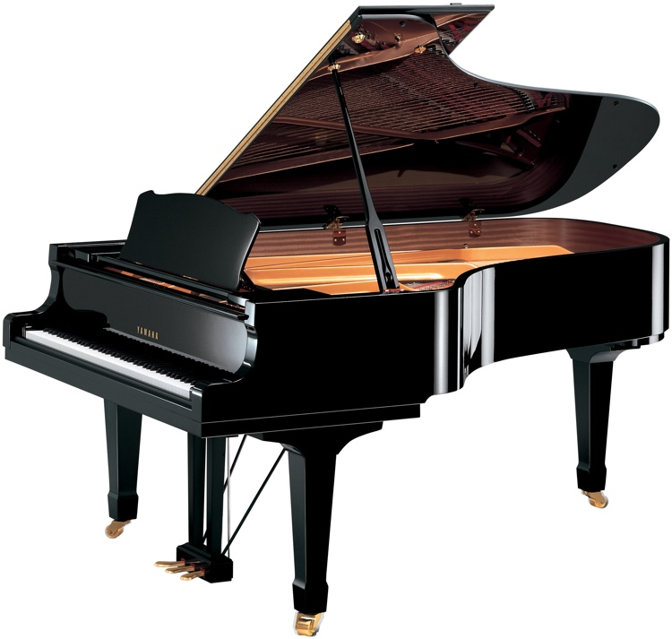 Yamaha C7 Acoustic Grand Piano image 1
