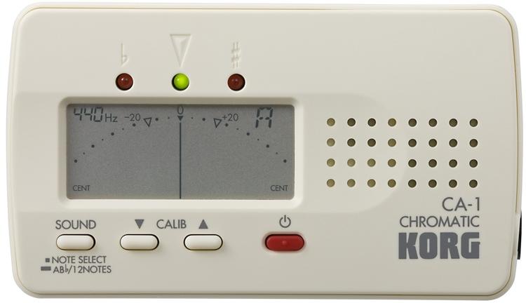 Korg CA-1 Chromatic Tuner image 1