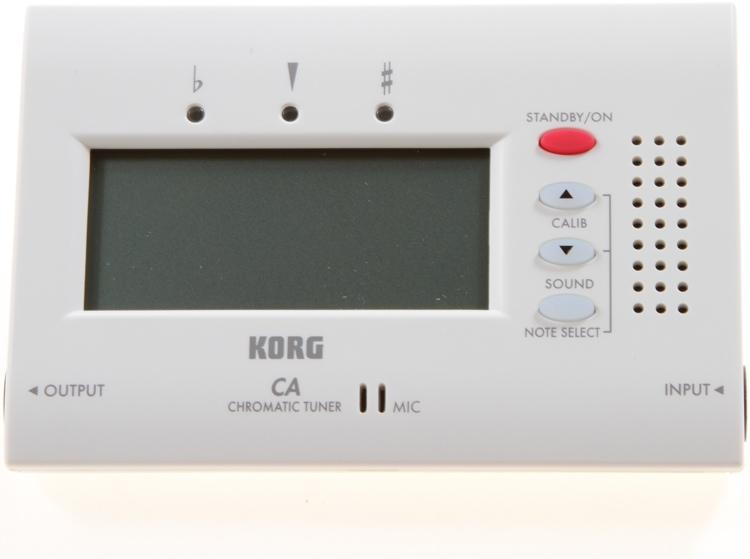 Korg CA40 Chromatic Tuner image 1