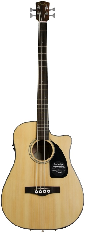Fender CB-100CE - Natural image 1