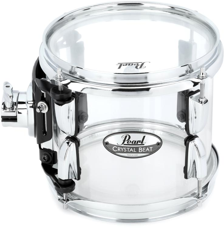 Pearl Crystal Beat Mounted Tom - 8