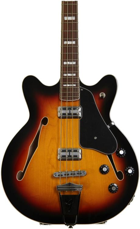 Fender Coronado Bass - RW 3TSB image 1