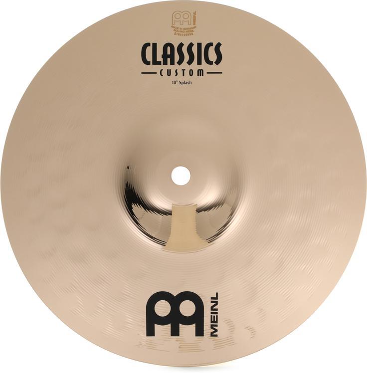 Meinl Cymbals Classics Custom Splash - 10