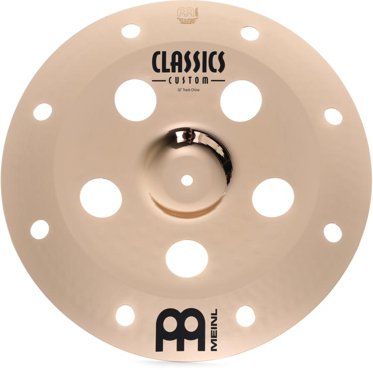Meinl Cymbals Classics Custom Trash China - 16