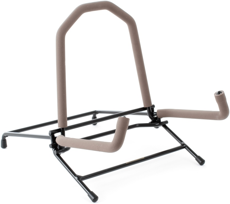 String Swing CC37 Flat Folding Guitar Stand - Acoustic image 1
