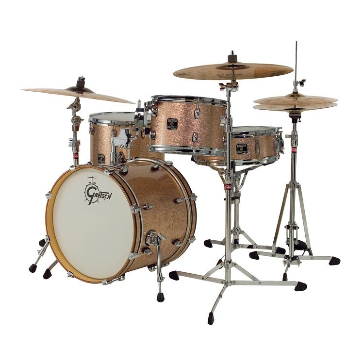 Gretsch Drums Catalina Club Jazz - Copper sparkle image 1