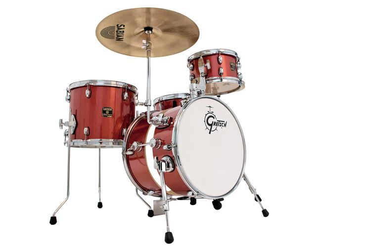 Gretsch Drums CC-S264X - Red Sparkle image 1