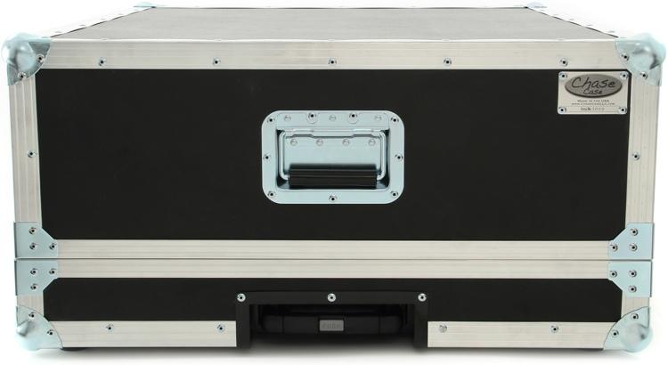 Gator Custom Shop StudioLive 24 Case - w/Doghouse, Telescoping Handle/Casters image 1