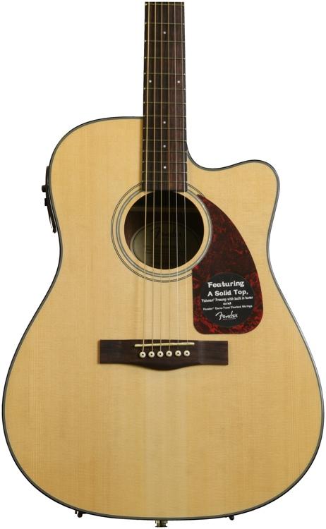 Fender CD-140SCE - Natural image 1
