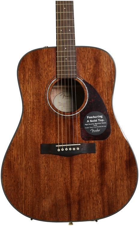 Fender CD-140S - Mahogany image 1