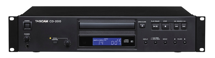 TASCAM CD-200 image 1