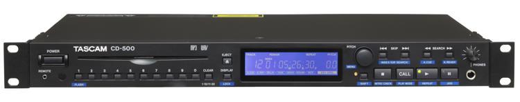 TASCAM CD-500 image 1