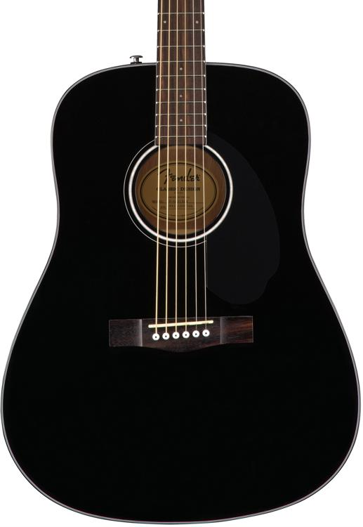 fender cd 60s black sweetwater. Black Bedroom Furniture Sets. Home Design Ideas