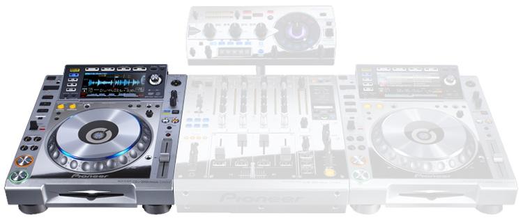Pioneer DJ CDJ-2000nexus Multi-format Media Player - Platinum LTD image 1