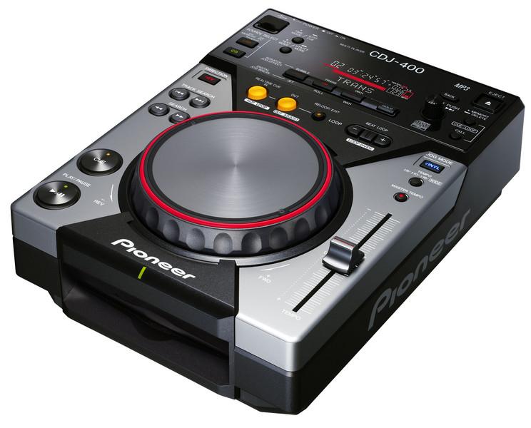 Pioneer DJ CDJ-400 image 1