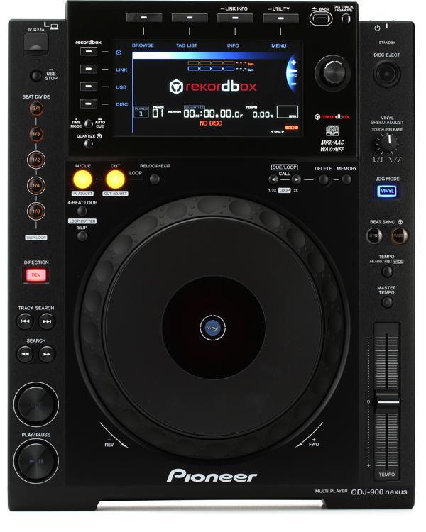 Pioneer DJ CDJ-900NXS image 1