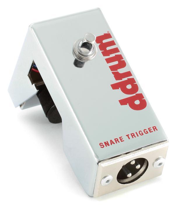 ddrum Chrome Elite Trigger - Dual Snare Trigger image 1