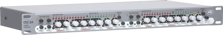 Peavey CEL-2a Compressor/Expander/Limiter image 1