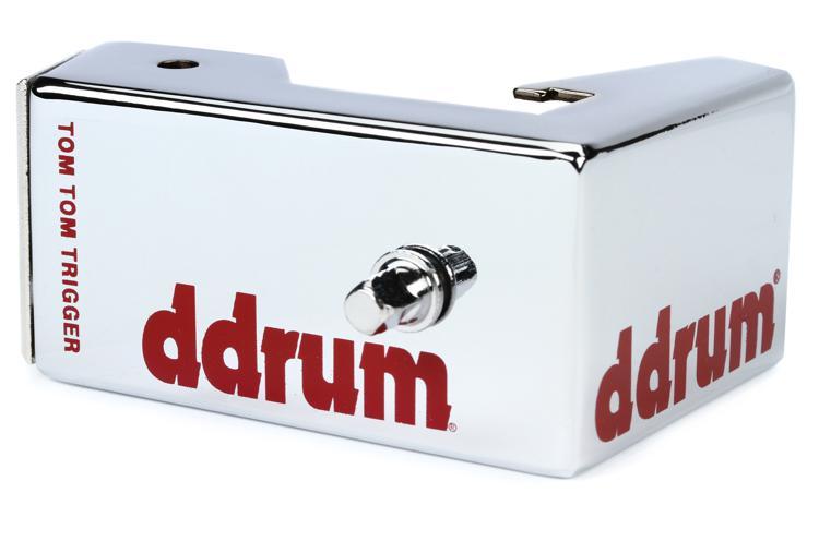 ddrum Chrome Elite Trigger - Tom Drum image 1