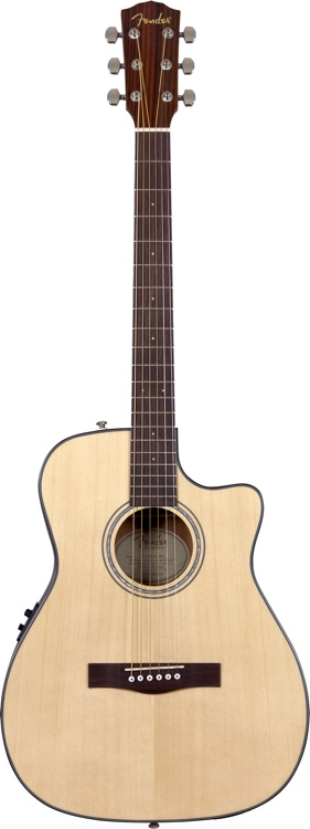 Fender CF-100CE Folk image 1