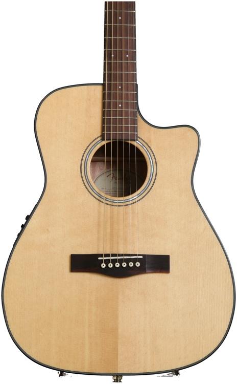 Fender CF-140SCE Folk Guitar image 1