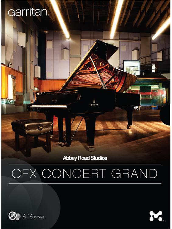 Garritan Abbey Road CFX Concert Grand image 1