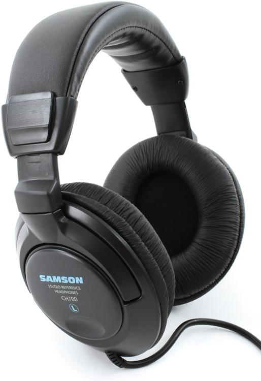 Samson CH700 - Closed, Circumaural Reference Headphones image 1
