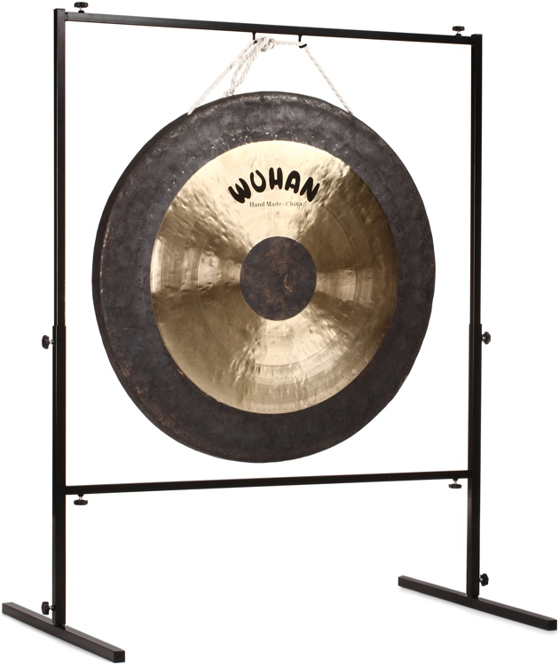 Wuhan Chau Gong with Stand - 36