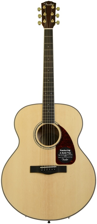 Fender CJ-290S - Flame Maple image 1