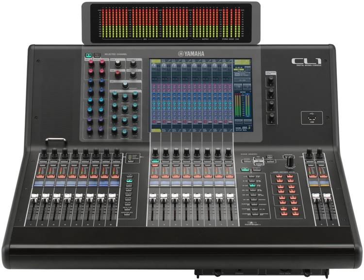 yamaha cl1 digital mixer sweetwater