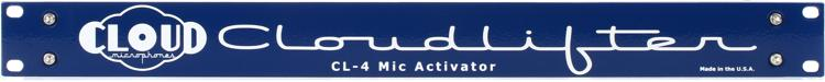 Cloud Microphones CL-4 Cloudlifter 4-channel Mic Activator, Rack image 1
