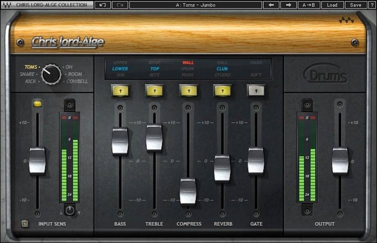 Waves CLA Drums Plug-in  image 1