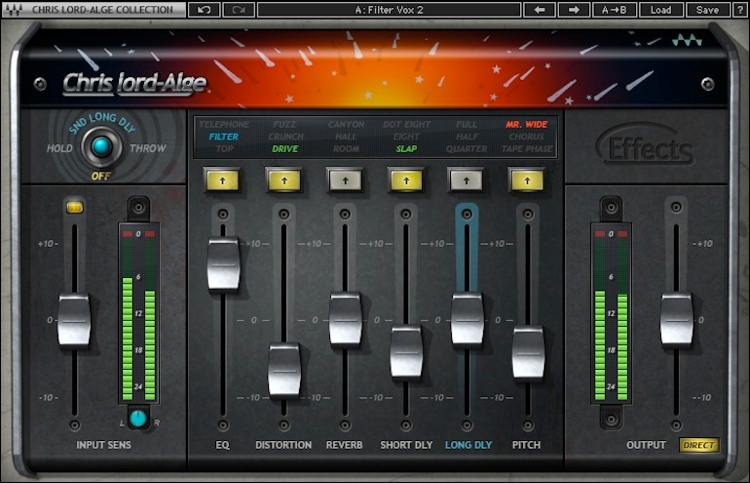 Waves CLA Effects Plug-in image 1