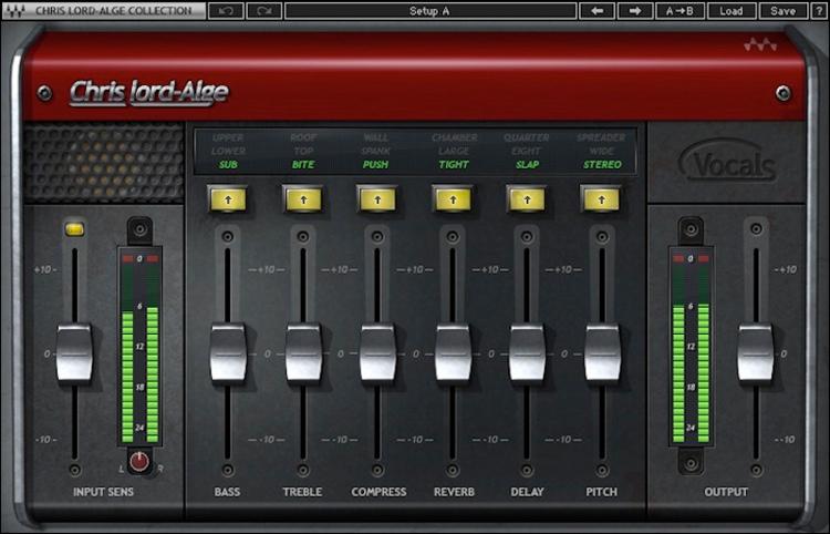 Waves CLA Vocals Plug-in image 1
