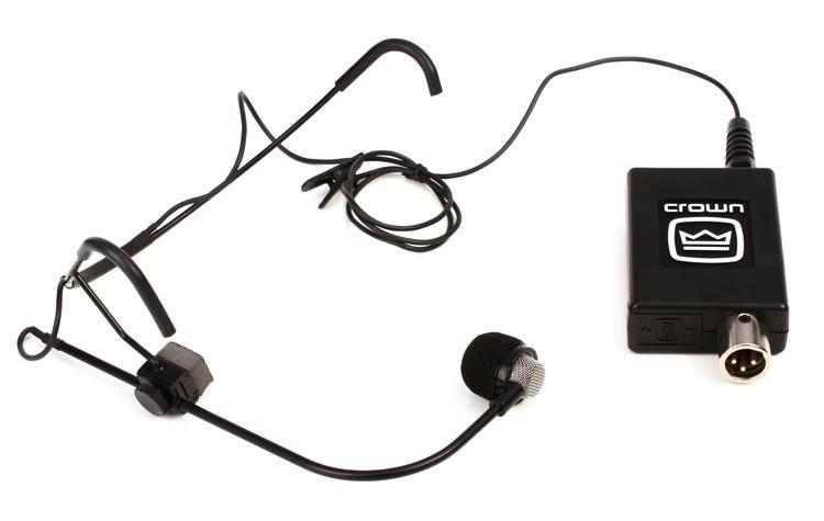 Crown CM-311A Headworn Microphone image 1