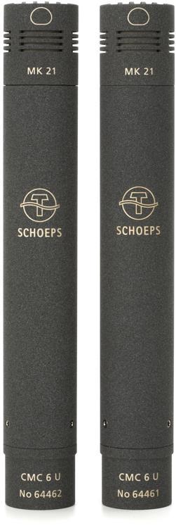 Schoeps CMC 6/MK 21 Stereo Set image 1