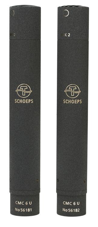 Schoeps CMC 6/MK 2 Stereo Set image 1