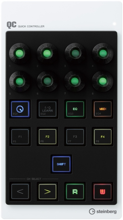 Steinberg CMC-QC Rotary Encoder Controller for Cubase image 1
