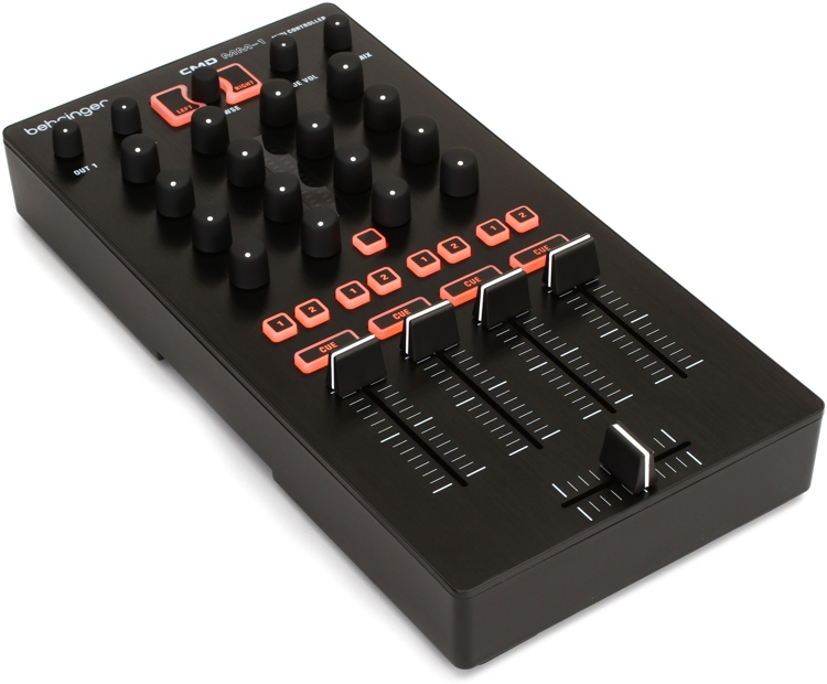 Behringer CMD MM-1 Mixer-style DJ Controller image 1