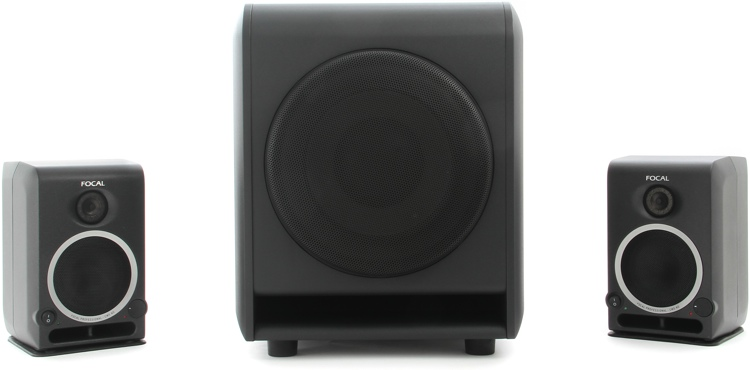 Focal CMS 40 2.1 System image 1